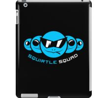 Squirtle Squad iPad Case/Skin