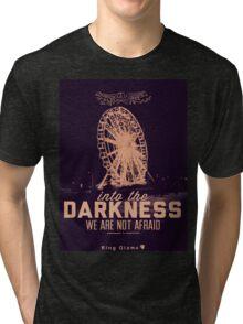 Darkness [Candy] Tri-blend T-Shirt