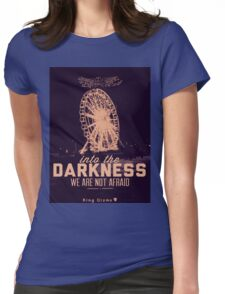 Darkness [Candy] Womens Fitted T-Shirt