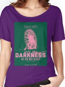 Darkness [Lush] Women's Relaxed Fit T-Shirt