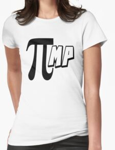 Pi-MP Womens Fitted T-Shirt