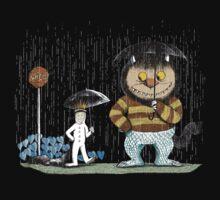 Where Totoro Lifes T-Shirt