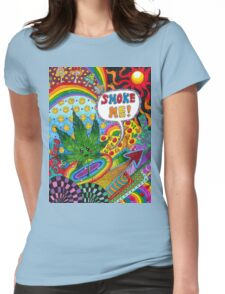 Free Mind Womens Fitted T-Shirt