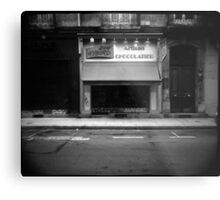 Chocolaterie Daniel Hybord - Grenoble, France Metal Print