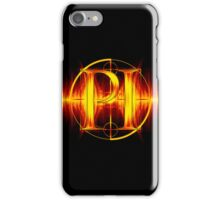 PI Radio Logo iPhone Case/Skin