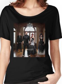 SKILLET BAND Women's Relaxed Fit T-Shirt