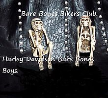 Bare Bones Biker Boys by Melba428