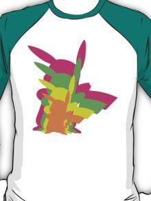 Pikachu Goes Neon T-Shirt