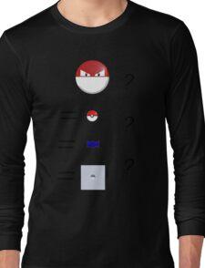 Pokemon Logic Long Sleeve T-Shirt