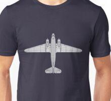 Douglas DC-3 Unisex T-Shirt
