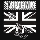 Two Tone rude boy II by Chris-Cox
