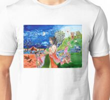 Flower Girl's Story Unisex T-Shirt