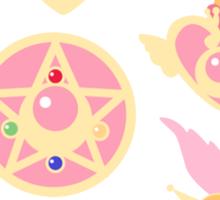 Sailor Moon Accessories Sticker