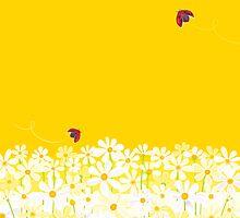Daisies by rusanovska