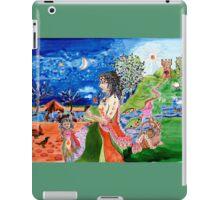 Flower Girl's Story iPad Case/Skin