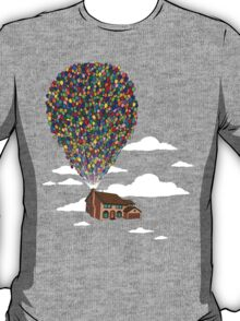Up Over Springfield T-Shirt