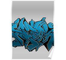 Graffiti Piece: Stole Poster