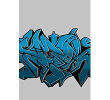 Graffiti Piece: Stole Photographic Print