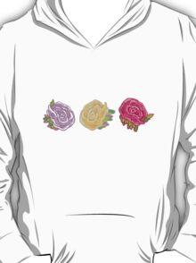 Decorative Roses T-Shirt