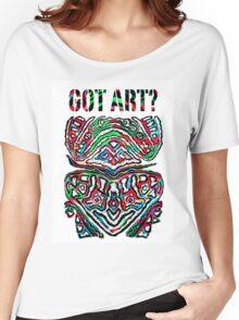 Got Art - Santa Cruz Women's Relaxed Fit T-Shirt