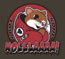 Hamster Holla by spikeani
