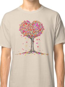 Love in the Fall Classic T-Shirt