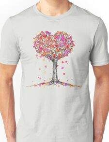 Love in the Fall Unisex T-Shirt