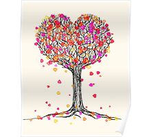 Love in the Fall Poster