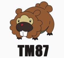 Bidoof Swagger (No Glasses) by ydt89