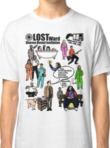 Lost Dharma Looney Bin Classic T-Shirt