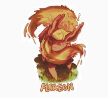 Flareon by Koalas