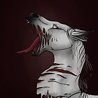 Equine Zombie by IssuesAndDrama