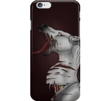 Equine Zombie iPhone Case/Skin