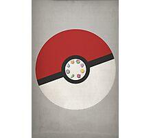 Pokemon Master Photographic Print