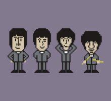 The Pixel Beatles Kids Clothes