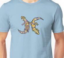 "Zodiac Leopard Geckos -- ""Pisces"" Unisex T-Shirt"