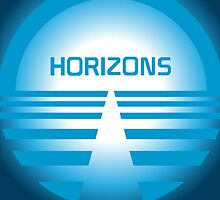 Horizons iPhone & iPod Case by wdwstuff