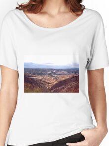 Queenstown Moonscape Women's Relaxed Fit T-Shirt
