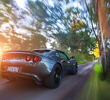 Lotus Elise S by Jan Glovac Photography