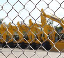 Excavators by Wes Hebert
