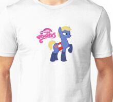 My Little Venger: Captain America Unisex T-Shirt