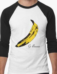 Go Banana Men's Baseball ¾ T-Shirt