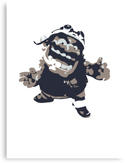 Minimalist Wario from Super Smash Bros. Brawl by Himehimine
