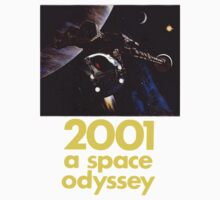 2001 A Space Odyssey Sci Fi Movie by comastar