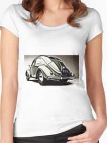 1952 Beetle Women's Fitted Scoop T-Shirt