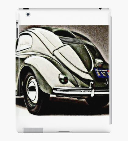 1952 Beetle iPad Case/Skin