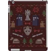 Ugly Doctor/Villain Christmas Sweater iPad Case/Skin