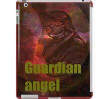 guardian angel iPad Case/Skin