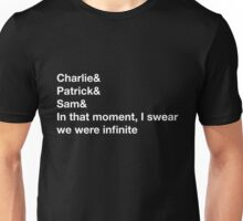 & In that moment Unisex T-Shirt