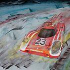 Porsche by Lightrace